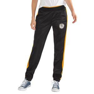 Boston Bruins G-III 4Her by Carl Banks Women's Progression Track Pants – Black